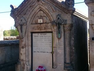 Nettoyage de tombeaux