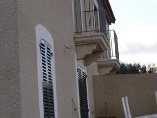 Balcon sur corbeau dimension 200 x 70
