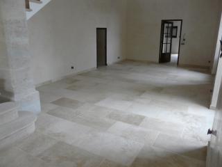 Pierre dure de Dordogne en bande a suivre largeur 30/40/50 sélections de teintes claires finition antique