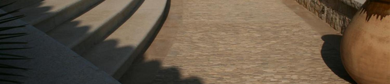 Création d'escaliers en pierre sur-mesure