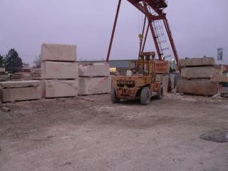 Atelier de taille de pierre à Alès