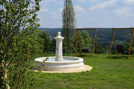 Fontaines d'extérieur