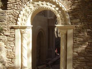 Restauration de Cloître