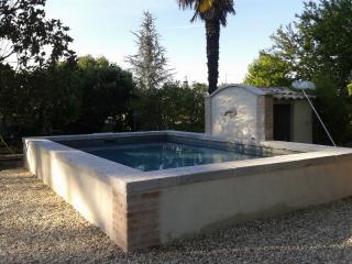 Margelle type vieux bassin épaisseur 8 largeur 35 cm