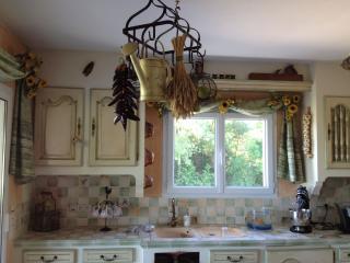 Rénovation plan de travail de cuisine