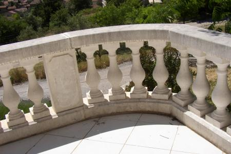Balcons et balustrades