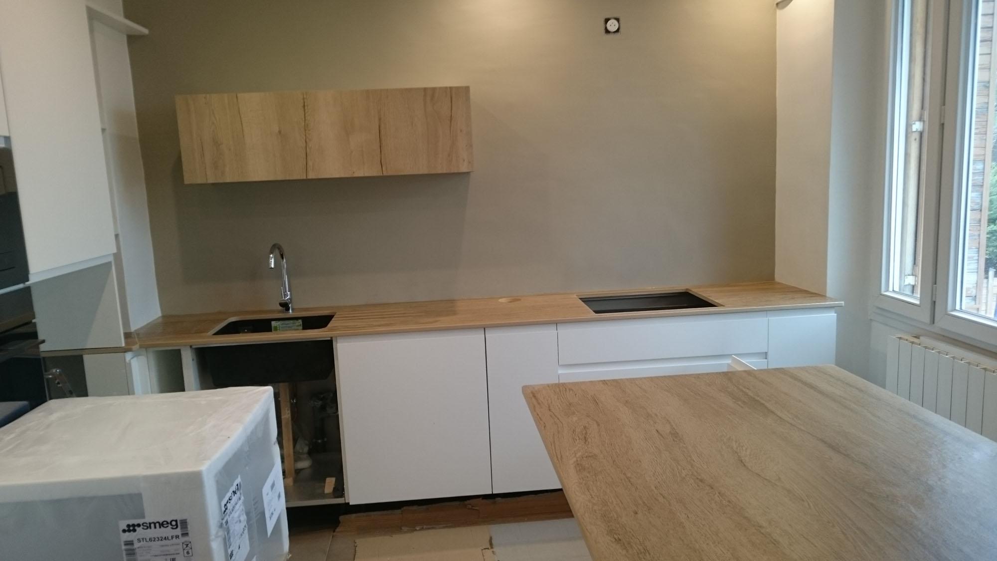 plan de travail en dekton plan de travail cuisine n mes vauvert. Black Bedroom Furniture Sets. Home Design Ideas
